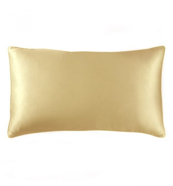 Lessinly Silk Pillowcase - champagne