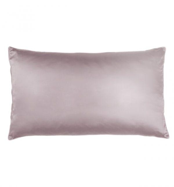 Lessinly Silk Pillowcase - mauve