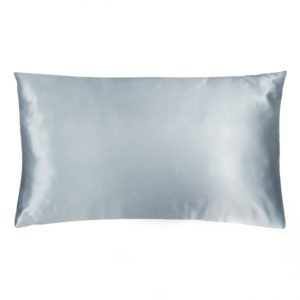 Lessinly Silk Pillowcase - powder blue