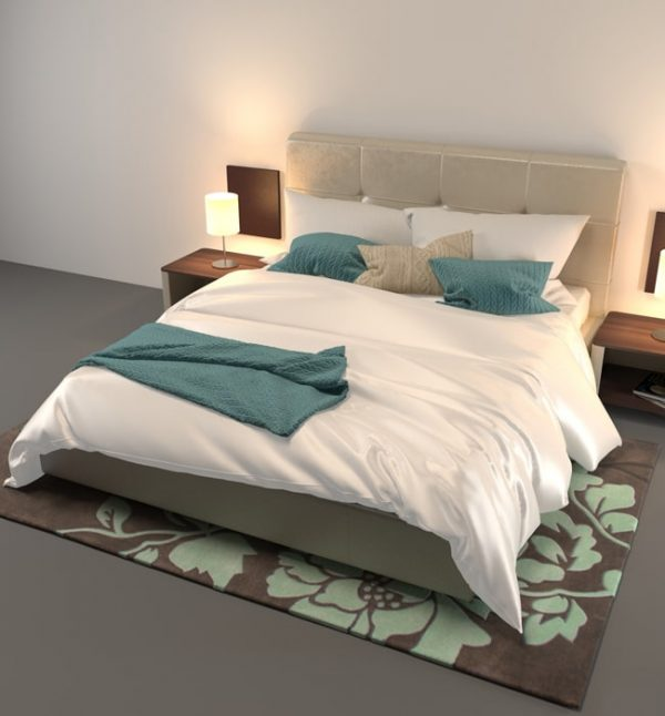 silk duvet cover white - Lessinly