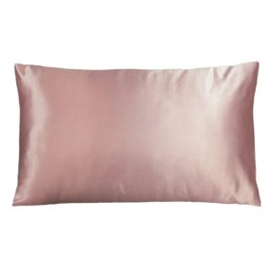 Lessinly Silk Pillowcase - old rose
